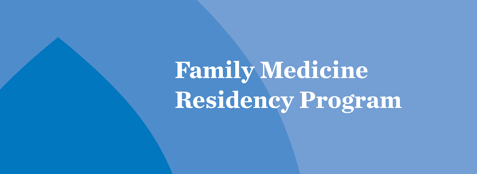 St  Vincent's Family Medicine Residency Program